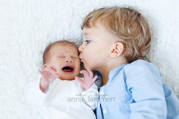Valokuvaaja Anna Dammertin sisaruskuva